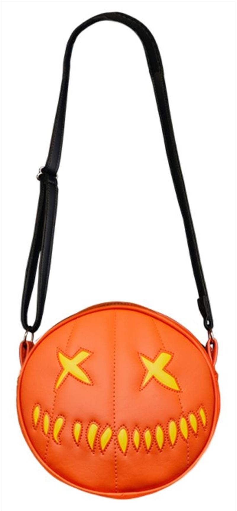 Trick 'r Treat - Sam O Lantern Bag (Yellow) | Apparel