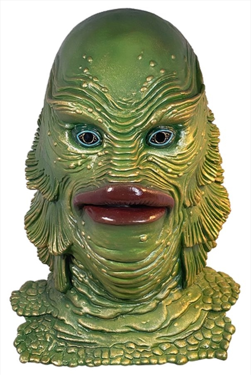 Universal Monsters - Creature From The Black Lagoon Mask | Apparel