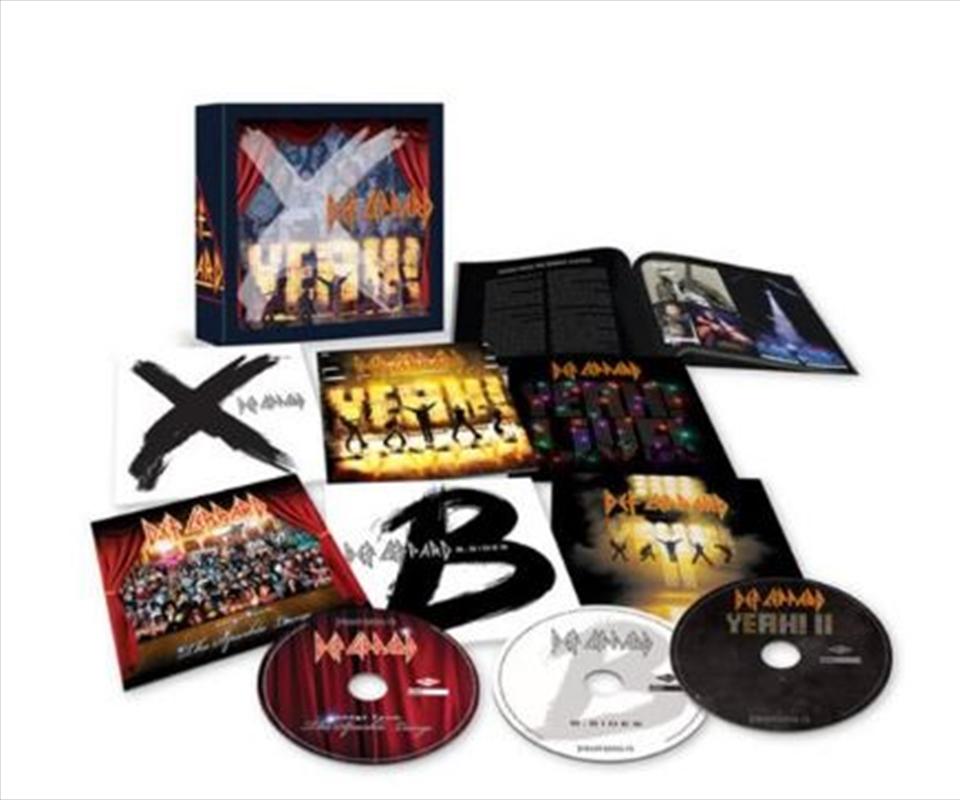 CD Boxset - Volume Three   CD