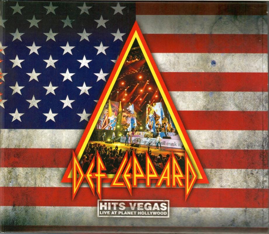 Hits Vegas: Live At Planet Hol   CD