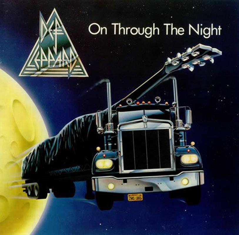 On Through The Night | CD
