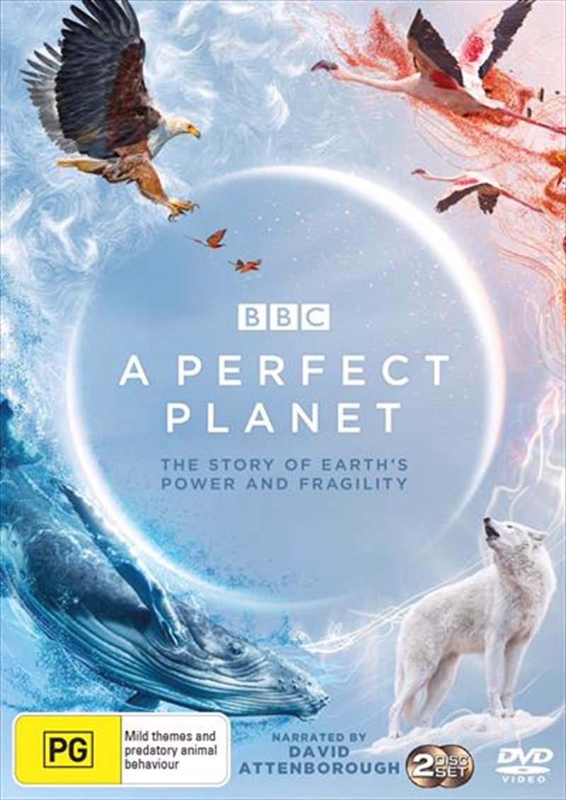 A Perfect Planet   DVD