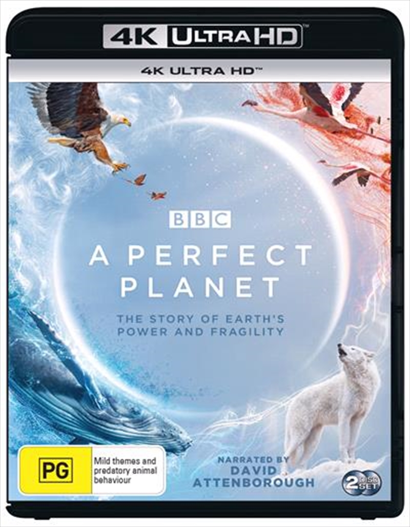 A Perfect Planet - Limited Edition   UHD   UHD