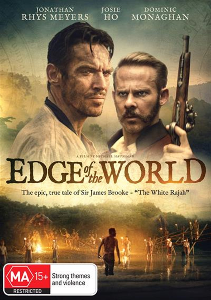 Edge Of The World   DVD