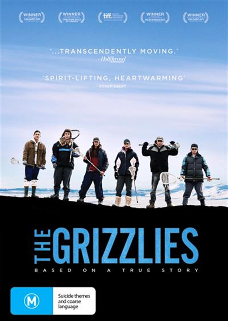 Grizzlies, The | DVD