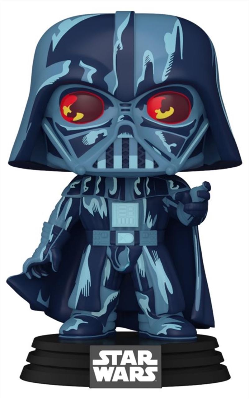 Star Wars - Darth Vader Retro Series US Exclusive Pop! Vinyl [RS] | Pop Vinyl