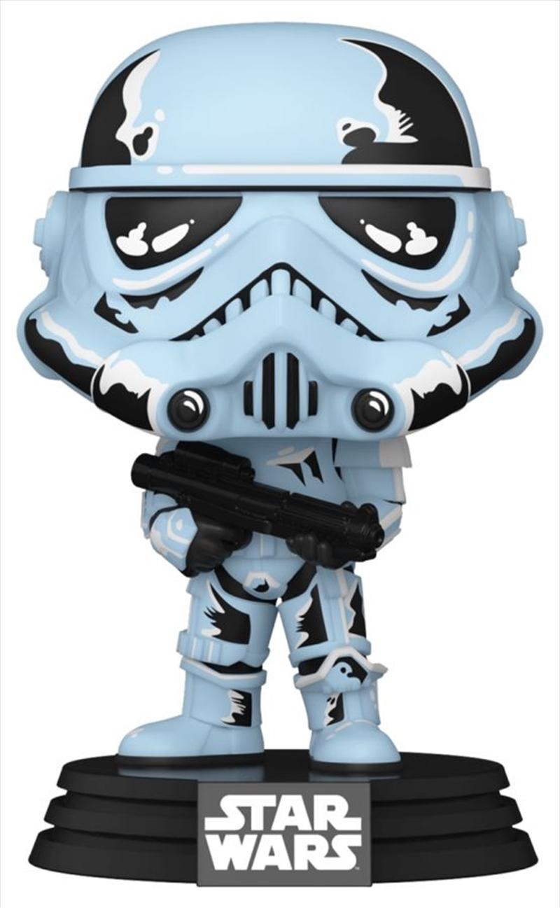 Star Wars - Stormtrooper Retro Series US Exclusive Pop! Vinyl [RS]   Pop Vinyl