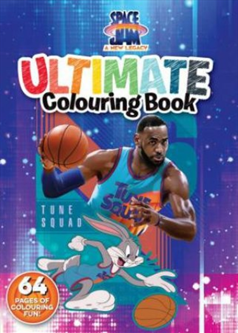 Ultimate Colouring Book | Colouring Book