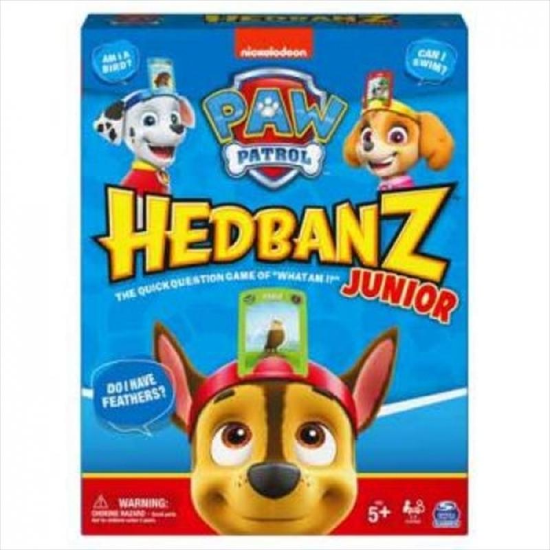 Headbanz Junior Paw Patrol Game | Merchandise