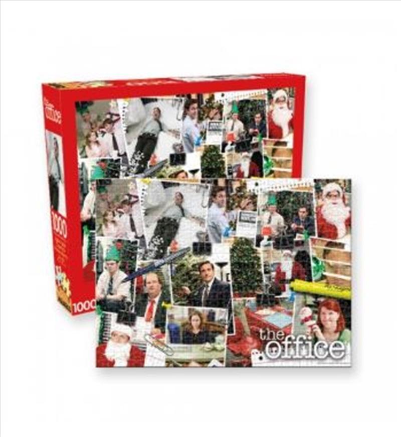 Office – Christmas 1000pc Puzzle   Merchandise