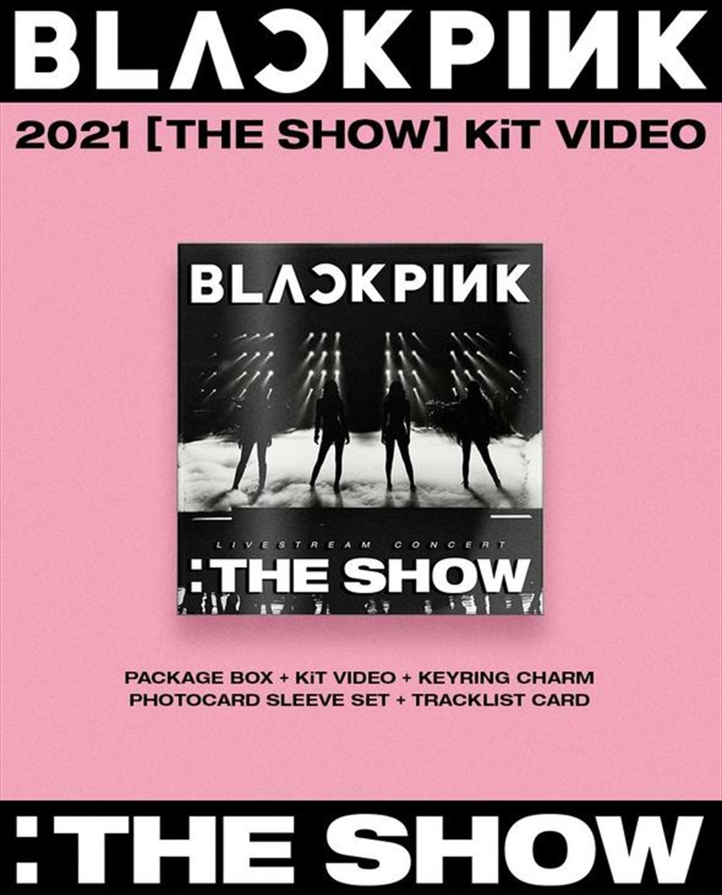 2021 The Show - Kit Video   DVD