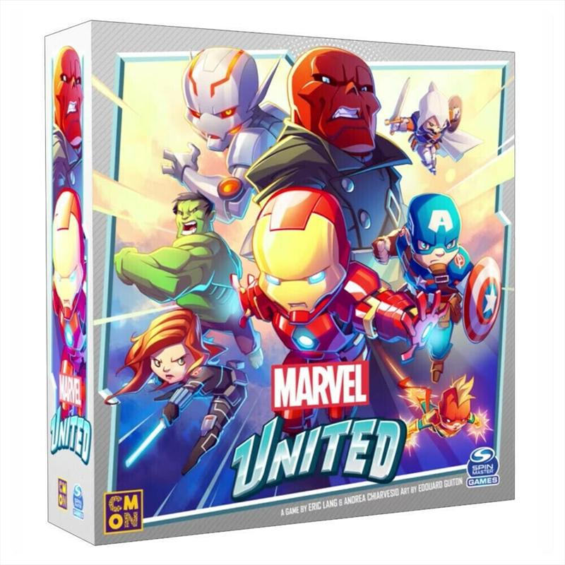 Marvel United Board Game | Merchandise