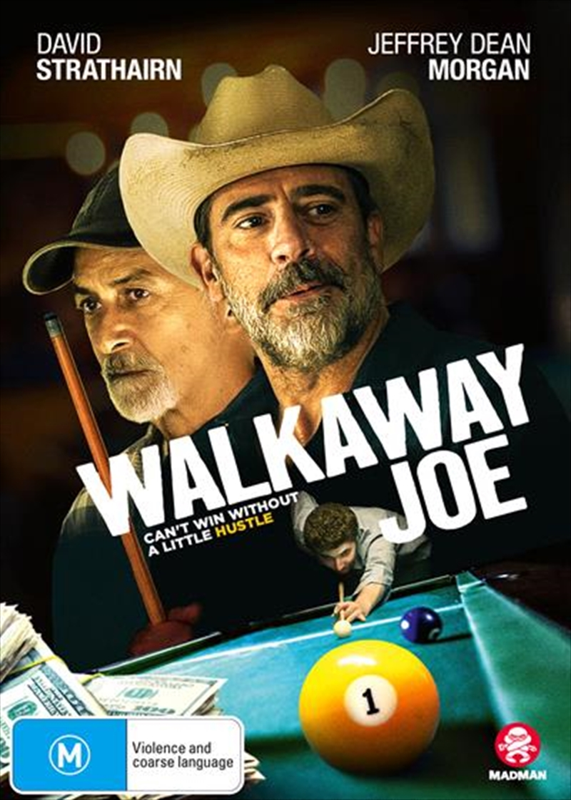 Walkaway Joe | DVD