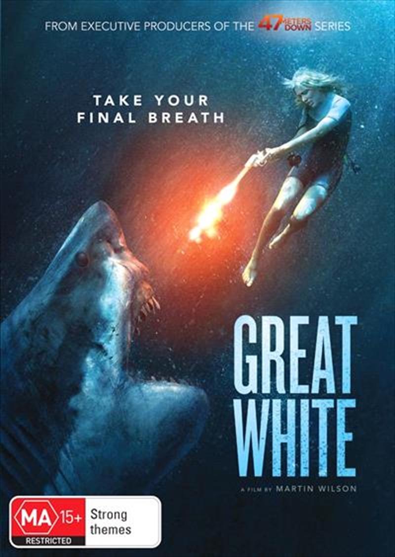Great White   DVD