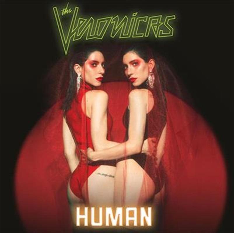 HUMAN (SIGNED COPY) | CD