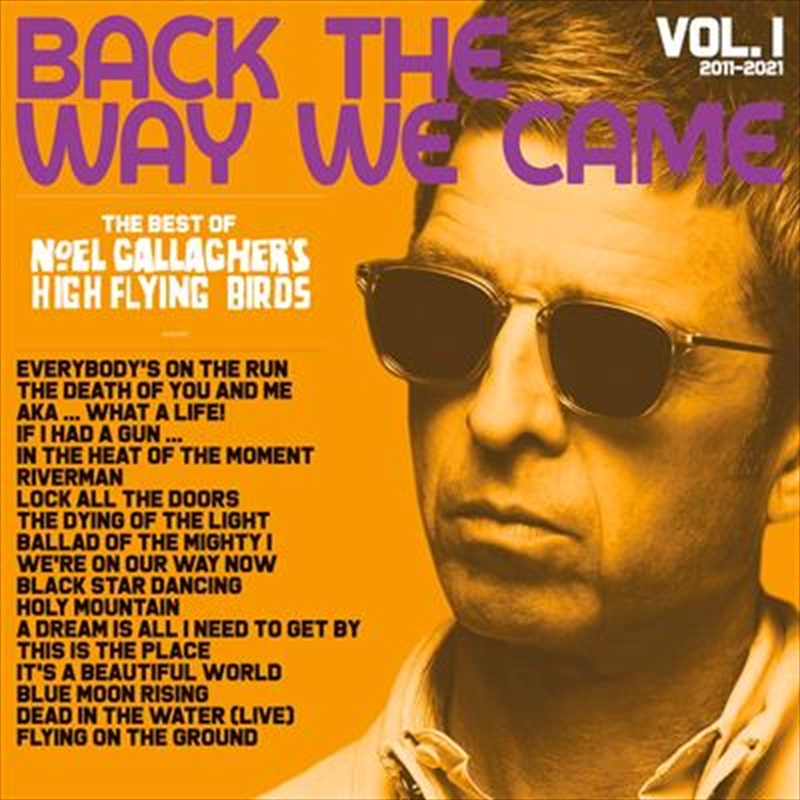 Back The Way We Came - Vol 1 -  (2011 - 2021)   CD