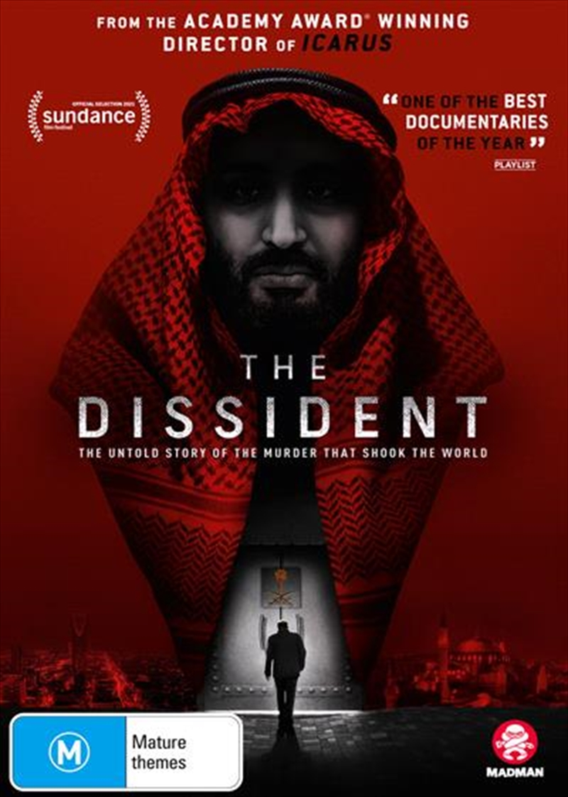 Dissident, The | DVD