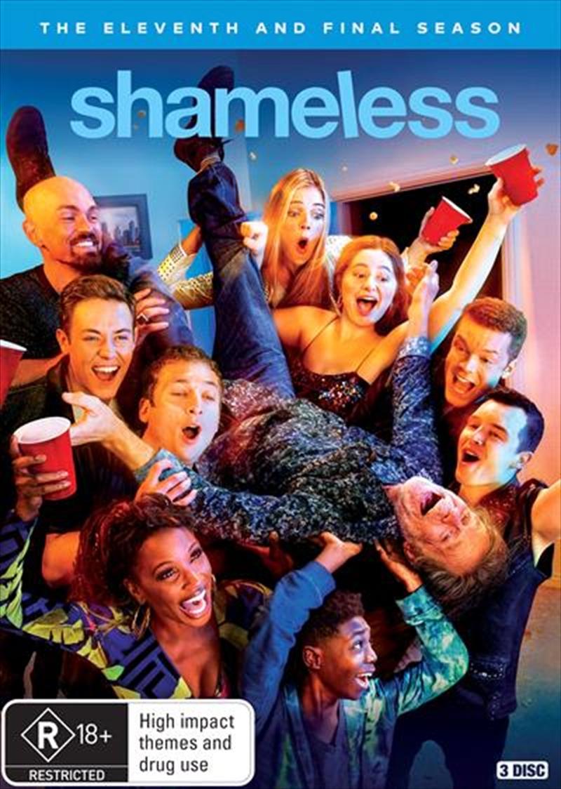 Shameless - Season 11   DVD