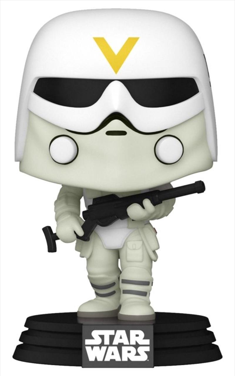 Star Wars - Snowtrooper Concept Pop! Vinyl | Pop Vinyl