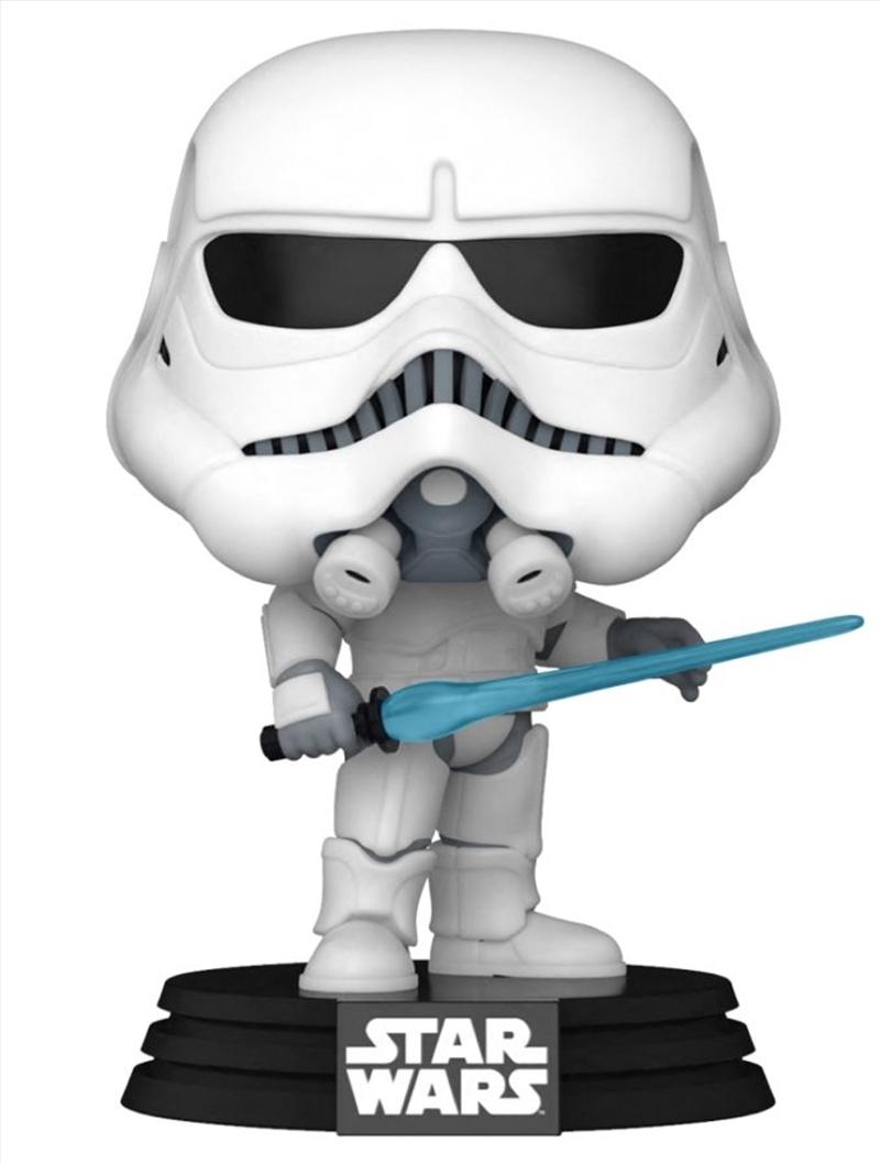 Star Wars - Stormtrooper Concept Pop! Vinyl   Pop Vinyl