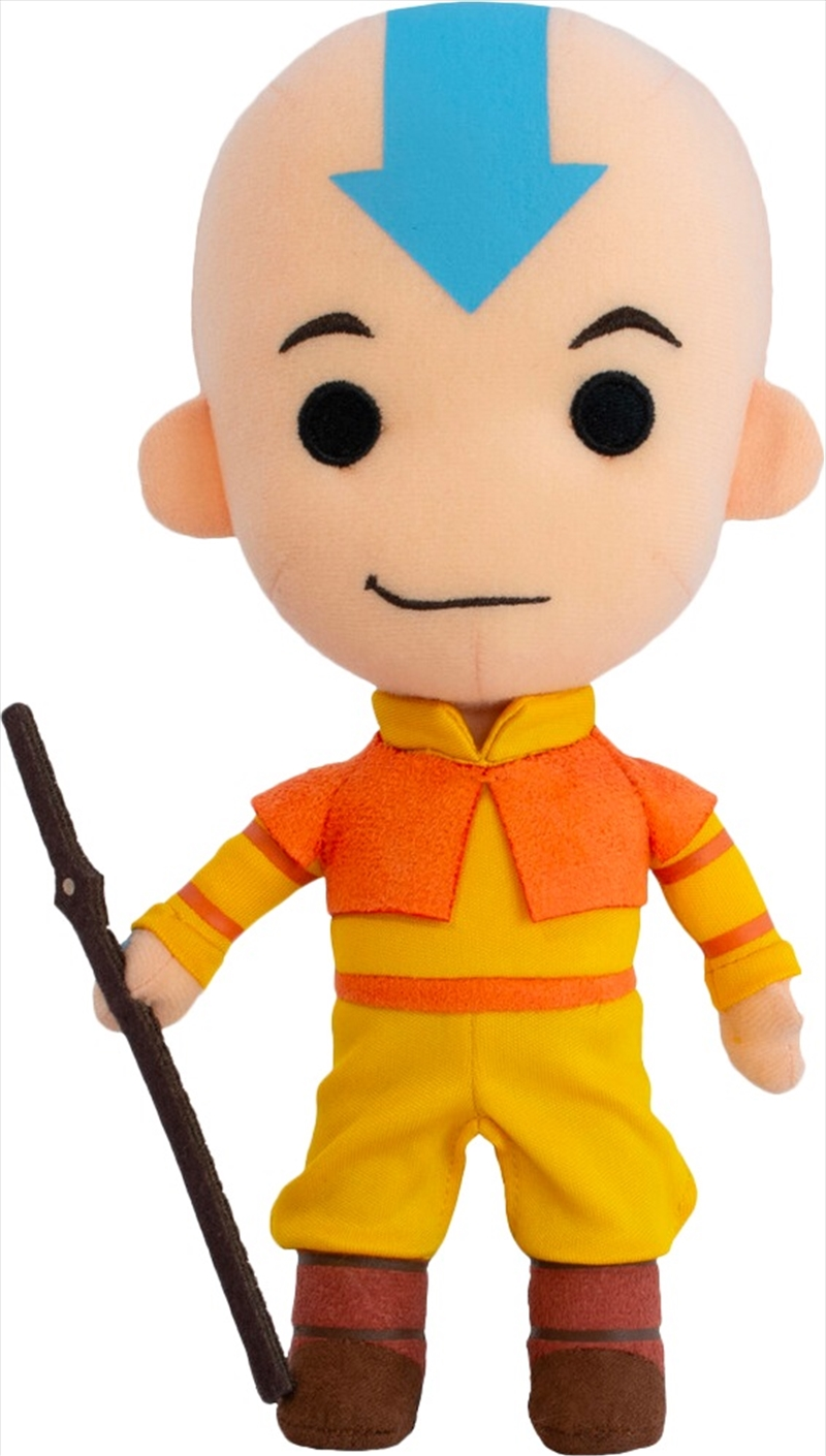 """Avatar: The Last Airbender - Aang Q-Pal 8"""" Plush 