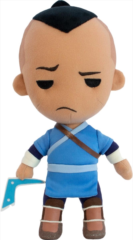 "Avatar: The Last Airbender - Sokka Q-Pal 8"" Plush   Toy"
