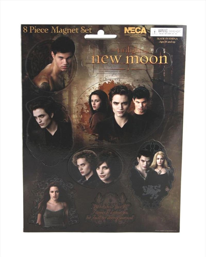 Main Cast Magnet Sheet | Merchandise