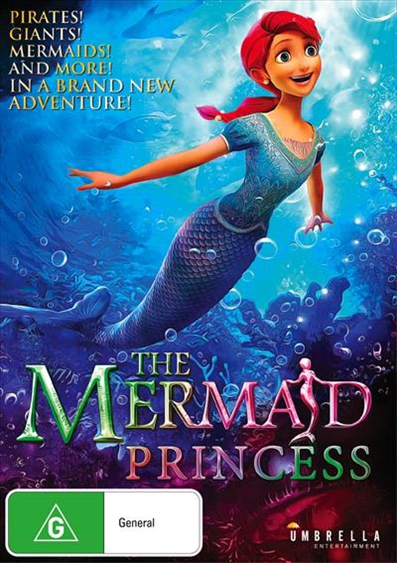 Mermaid Princess, The | DVD