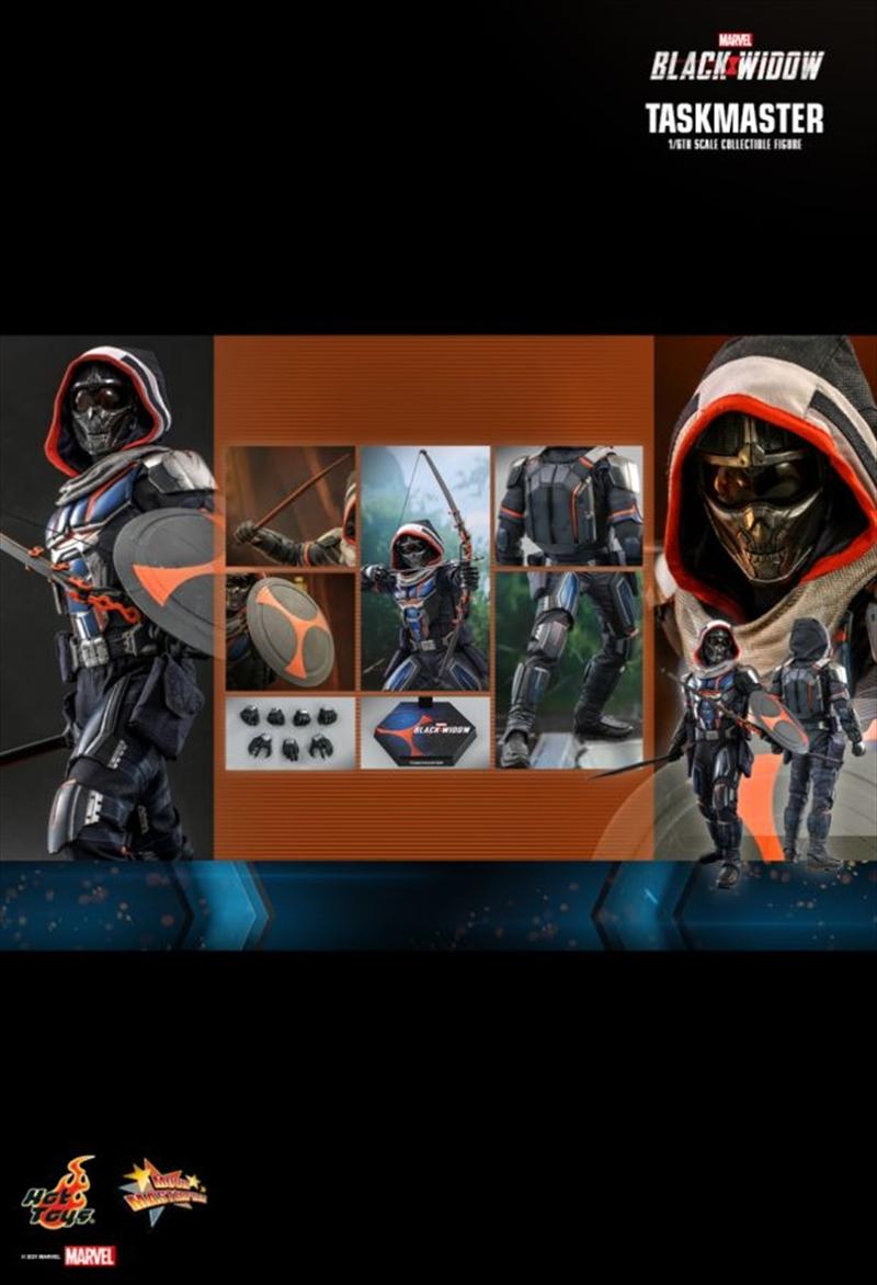 "Black Widow - Taskmaster 1:6 Scale 12"" Action Figure | Merchandise"