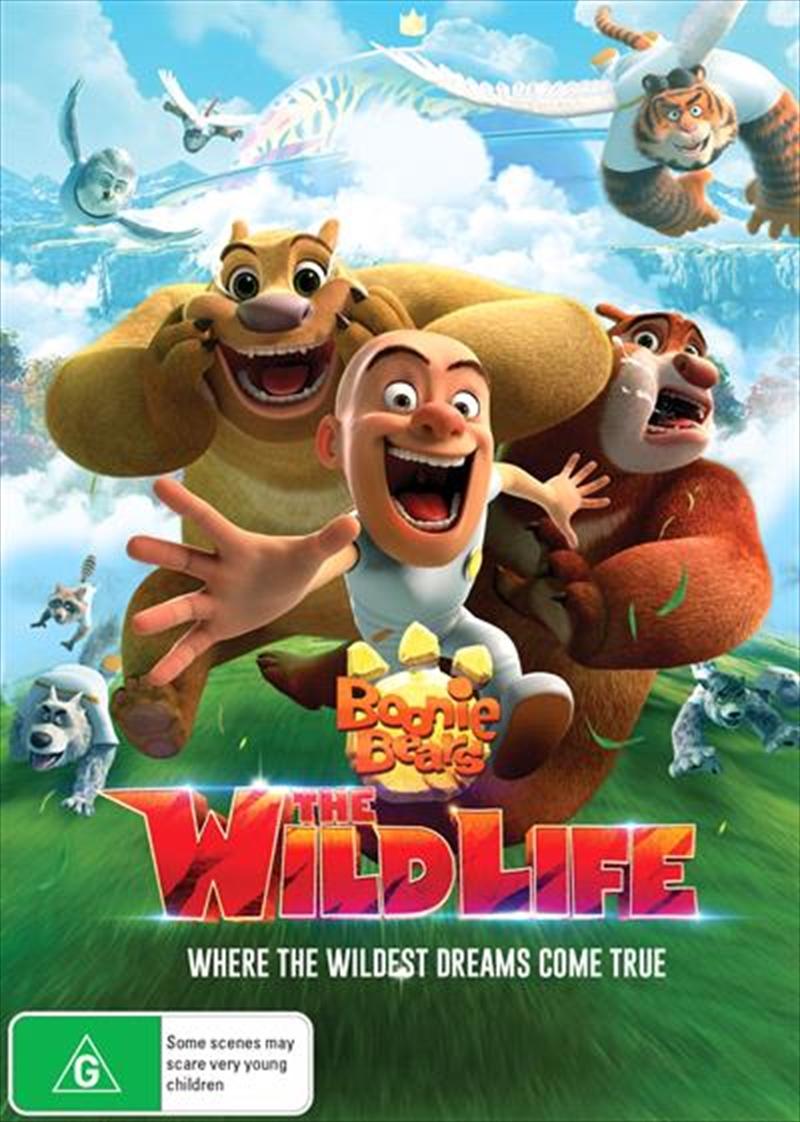 Boonie Bears - The Wild Life | DVD