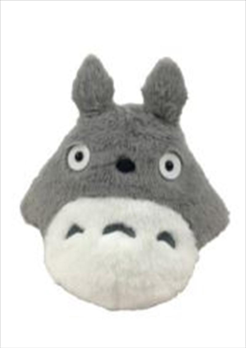 Studio Ghibli Nakayoshi Plush: My Neighbor Totoro - Big Totoro (S) | Toy
