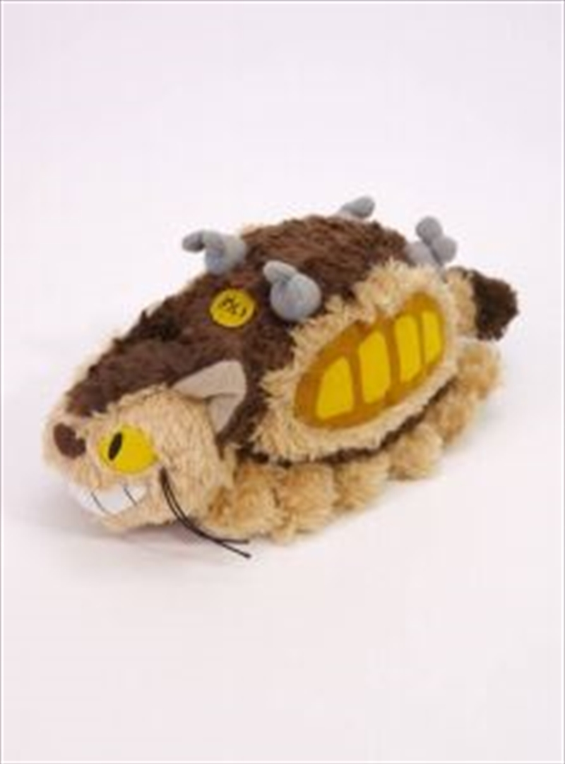 Studio Ghibli Plush: My Neighbor Totoro - Fluffy Cat Bus | Toy