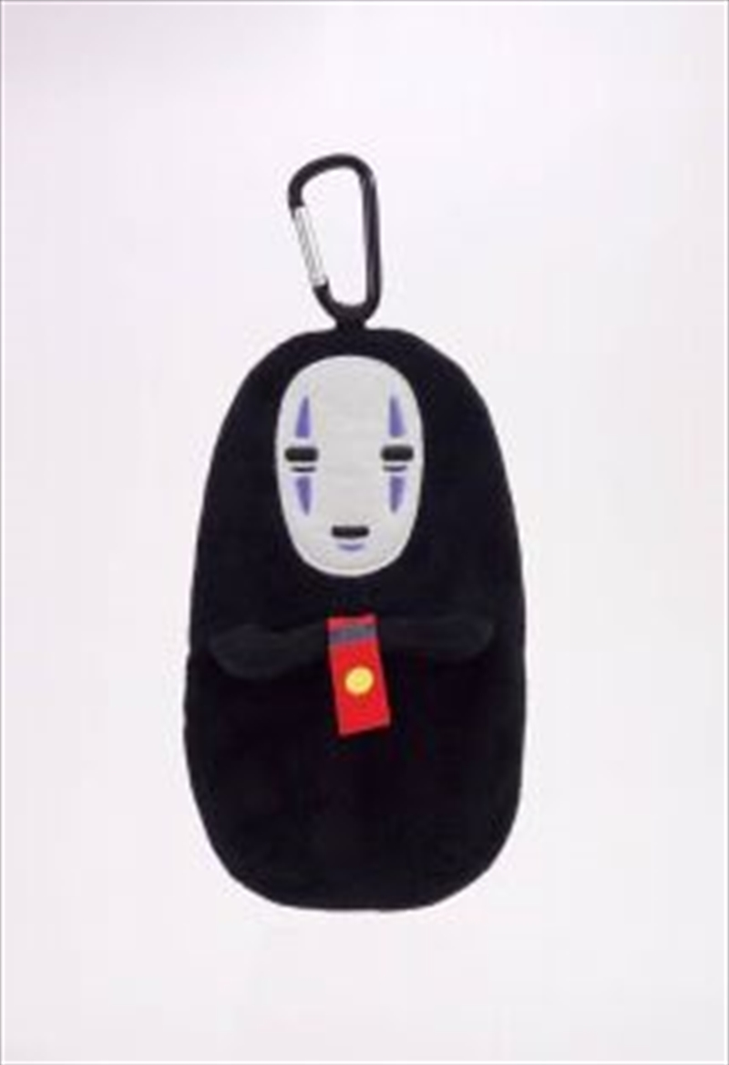 Studio Ghibli Clip-On Plush: Spirited Away - No Face   Toy