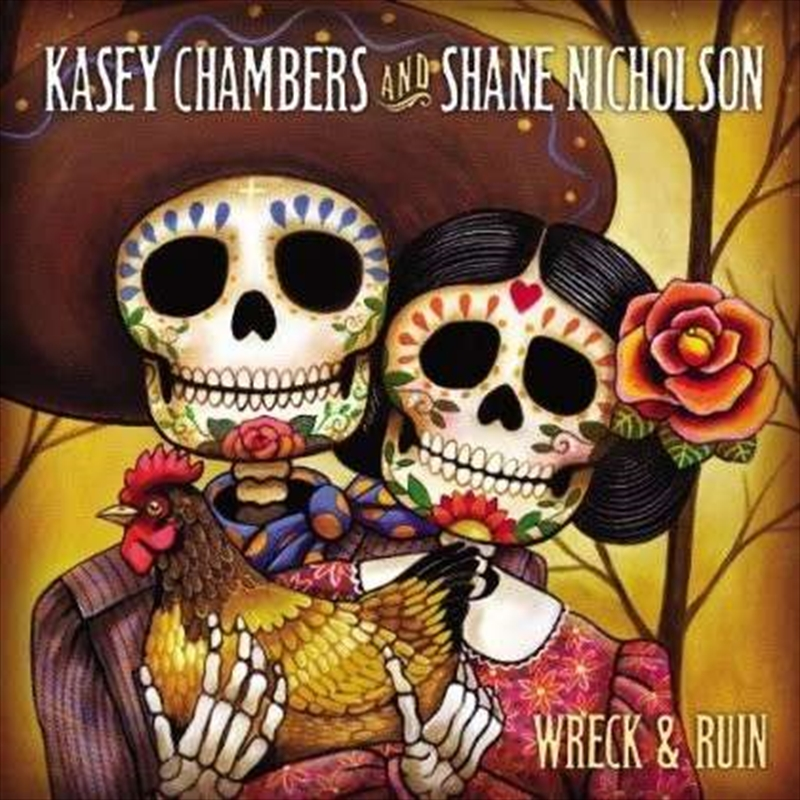 Wreck And Ruin   CD