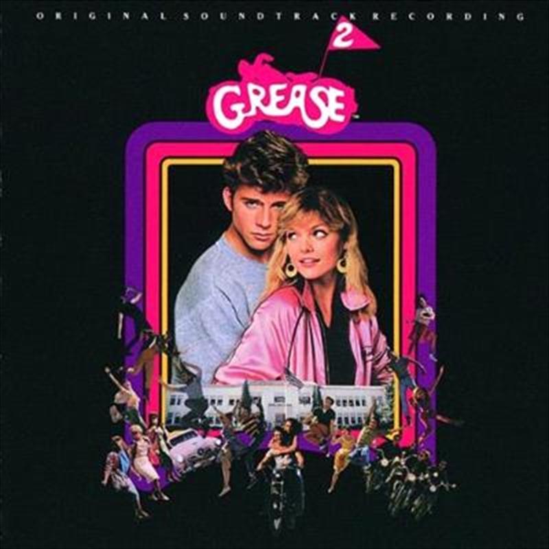 Grease 2   CD