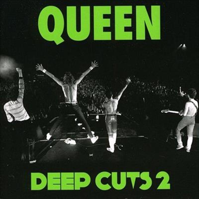 Deep Cuts II: 1977-1982 | CD