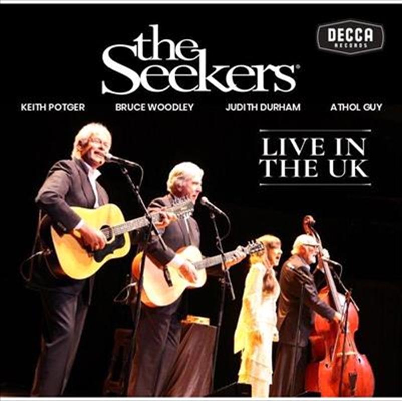 Live in The UK | CD