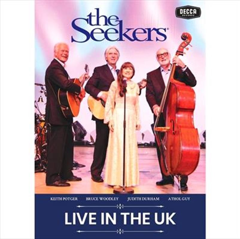 Live in The UK | DVD