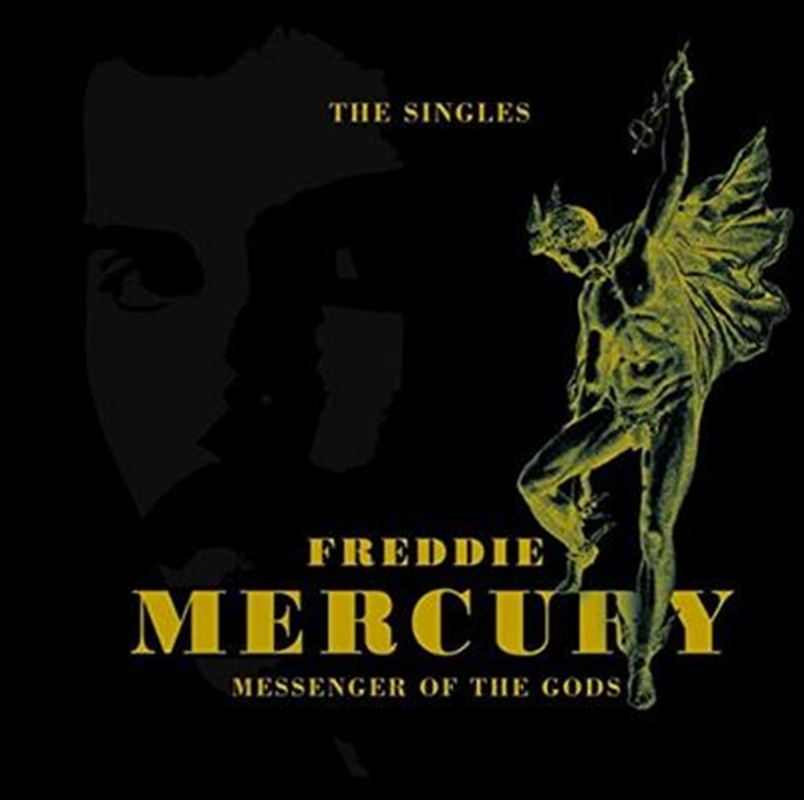Messenger Of The Gods - Singles Collection | CD