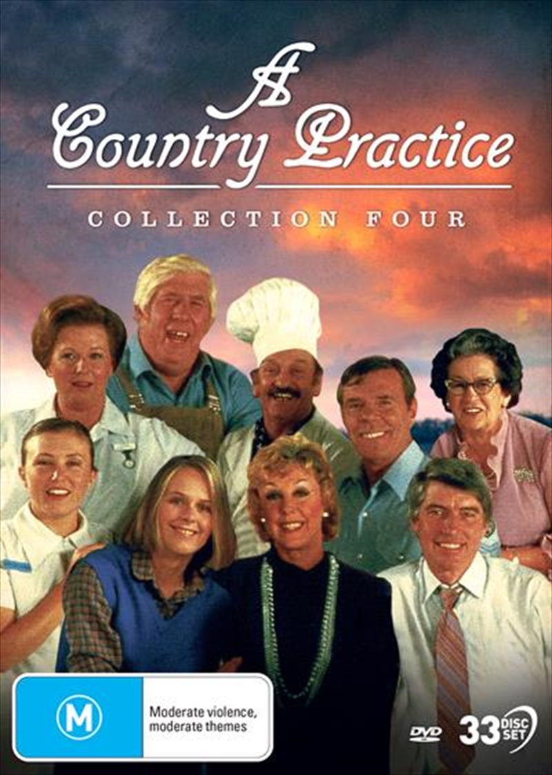A Country Practice - Collection 4 | DVD
