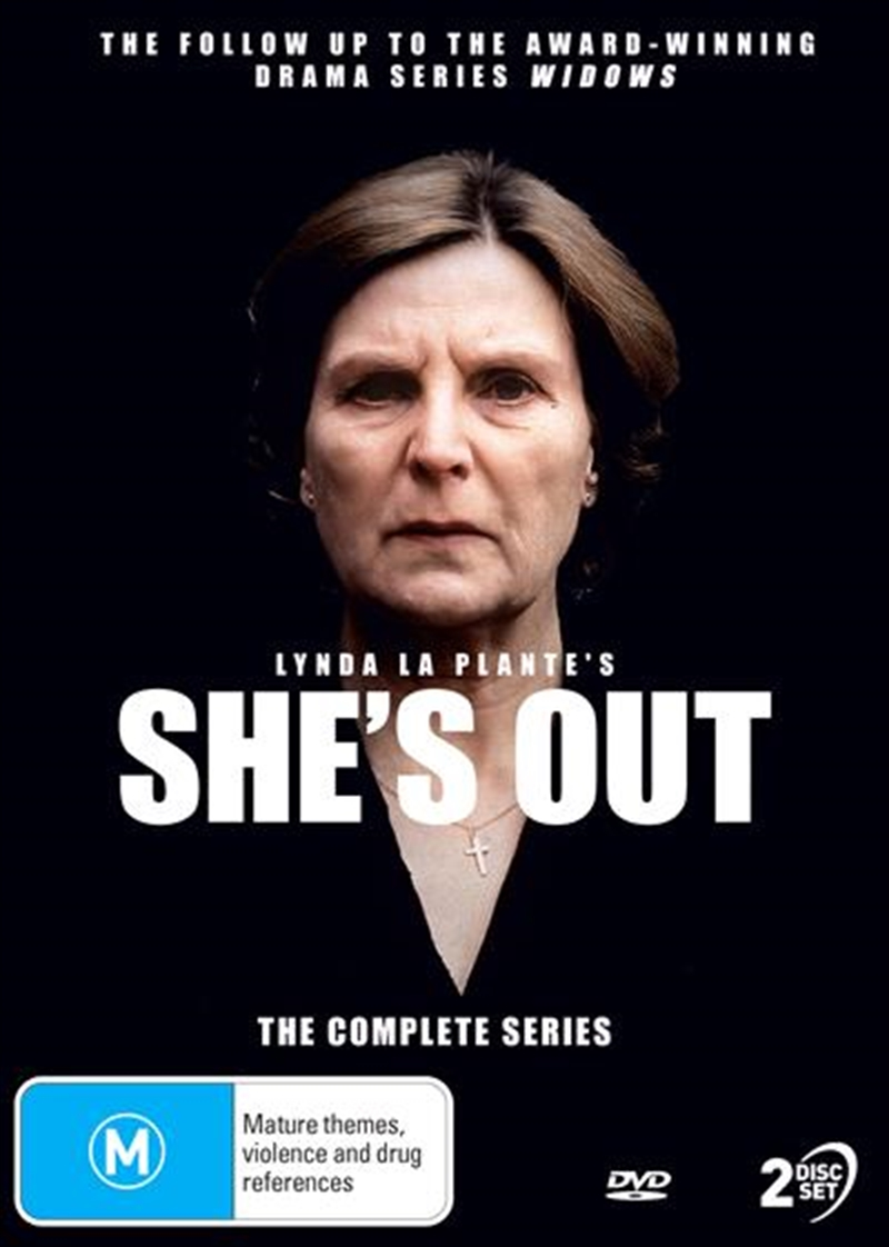 She's Out   Complete Series   DVD
