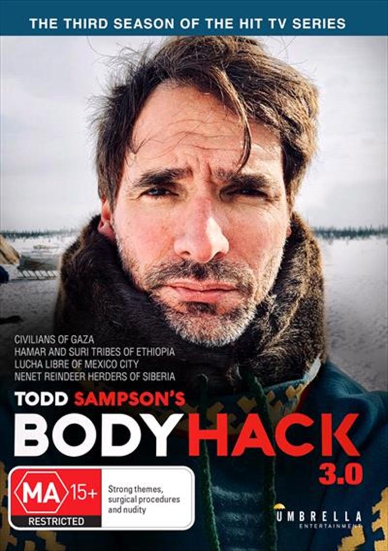 Body Hack - Series 3 | DVD