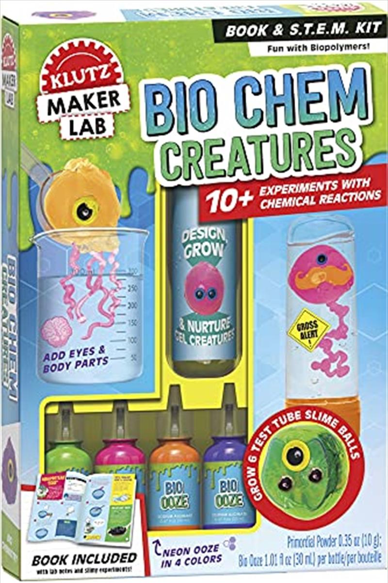 Bio Chem Creatures | Books
