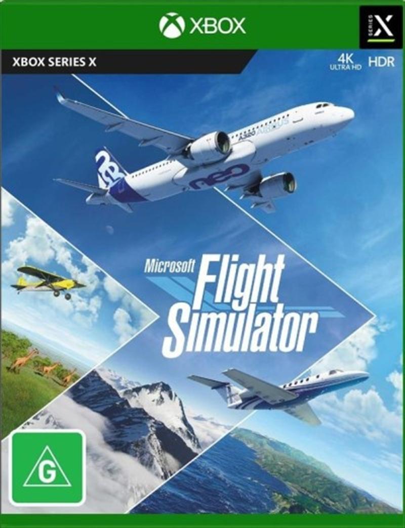 Microsoft Flight Simulator | XBOX Series X