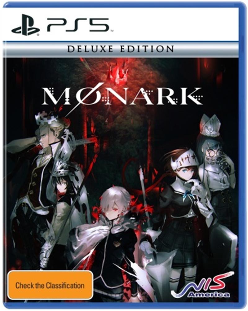 Monark Deluxe Edition | Playstation 5