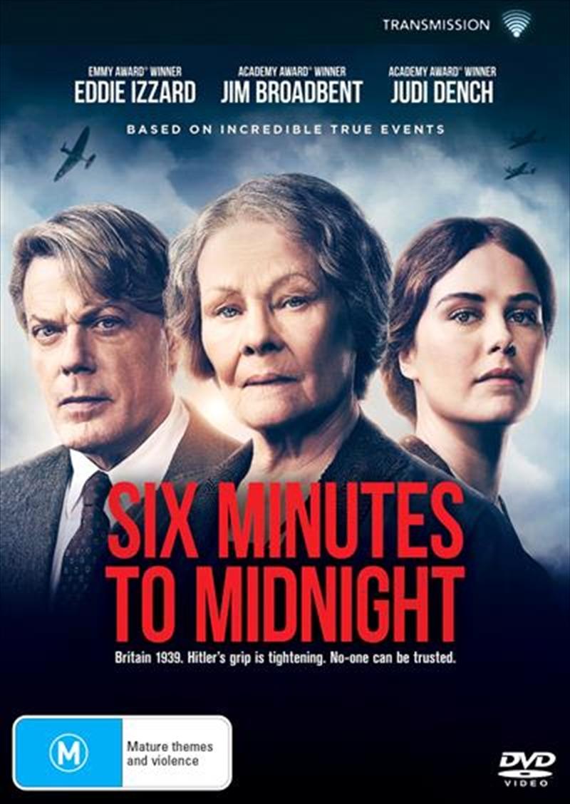 Six Minutes To Midnight | DVD