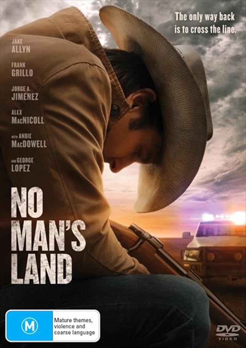 No Man's Land   DVD
