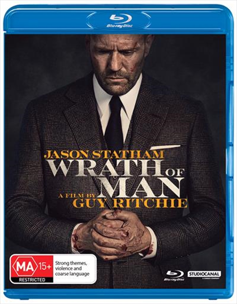 Wrath Of Man | Blu-ray