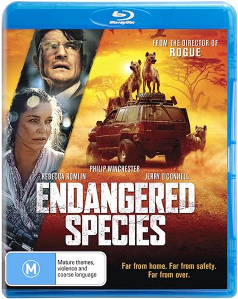 Endangered Species | Blu-ray