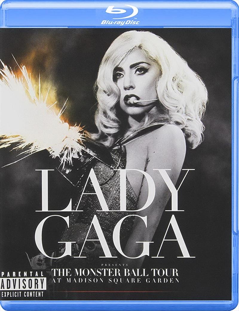 Lady Gaga Present | Blu-ray